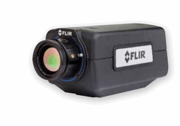 Thermal Imaging Camera For Continuous Gas Leak Detection: FLIR A6604