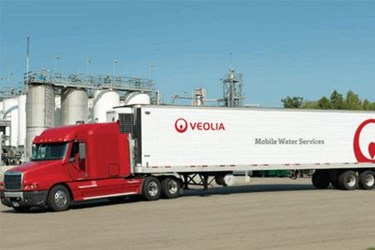 Mobile Water Services: Reverse Osmosis Technology