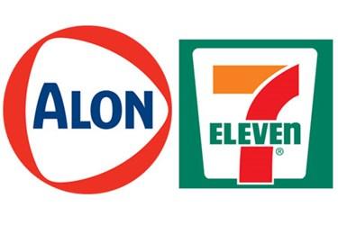 Alon 7 Eleven Logos