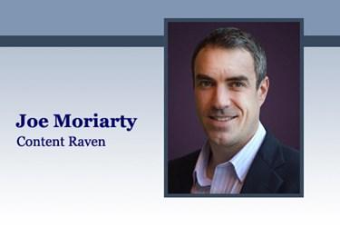 HITO Joe Moriarty, Content Raven