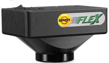 Ultra High Resolution Cooled CCD Camera: SPOT Flex Camera