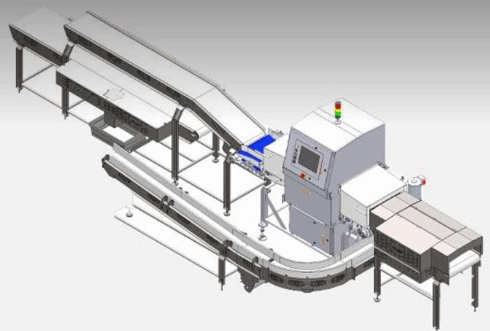 Automated Product Inspection Systems for Poultry Applications