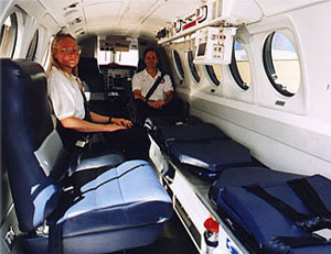 Air Ambulance Life Support System