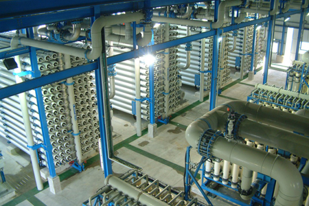 Rwl Water Is Awarded 58 Mgd Seawater Desalination Project