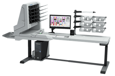 OPEX FalconV Universal Document Scanning Workstations