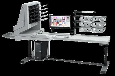 OPEX FalconV Universal Document Scanning Workstations