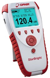 StarBright: Advanced Laser Power/Energy Meter with Multiple Display Formats