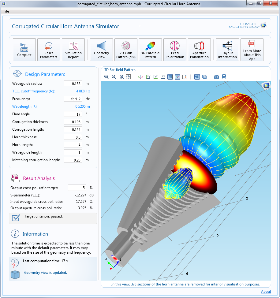 COMSOL Releases Multiphysics Version 51 For Simulation App