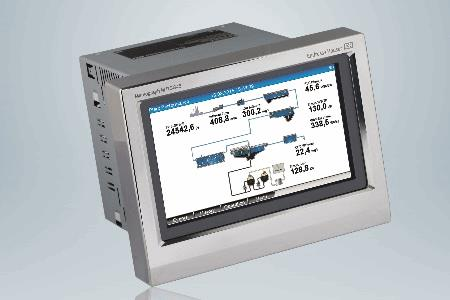 Endress+Hauser Updates Memograph M RSG45 Data Manager With EtherNetIP