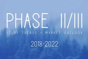 Phase II/III Study Trends and Market Outlook (2018-2022)