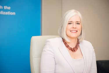 Dr. Helen Torley, president and CEO, Halozyme Therapeutics