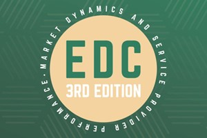 EDC Market Dynamics and Service Provider Performance (3rd Edition)