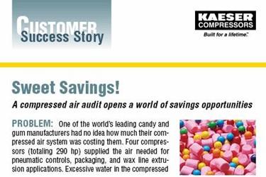 Customer Success Story: Sweet Savings
