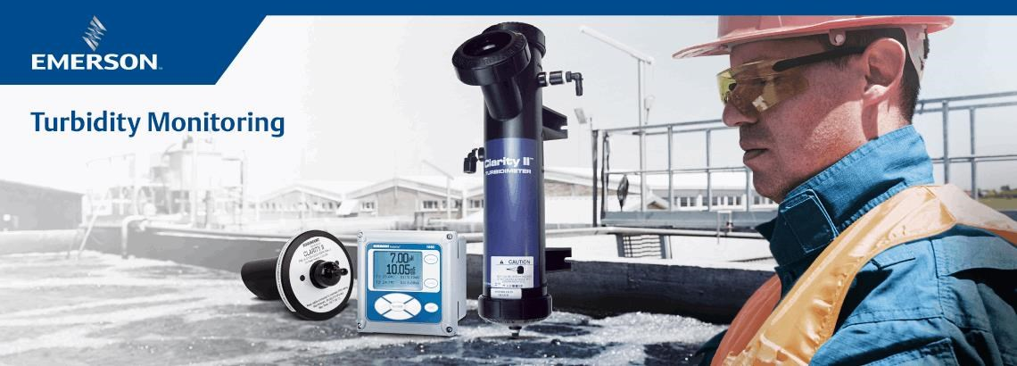 Application Note: Turbidity Monitoring In Drinking Water Treatment Plants