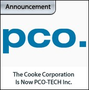 The Cooke Corporation Is Now PCO-TECH Inc.