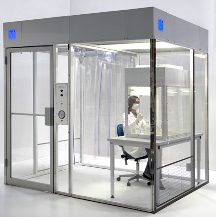Compounding clean room Pharmac clean room design