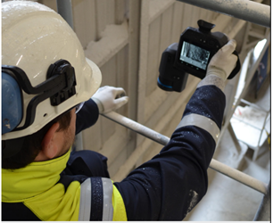 Reliable Leak Detection In Industrial Gas Pressure-Relief Stations