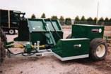 Aeromaster PT 130 Compost Turner