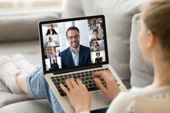 Remote Meeting WFH