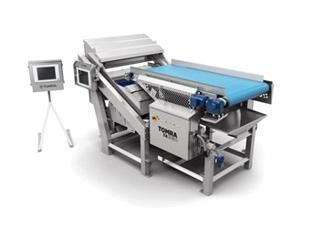 Tomra Sorter for Potato Processors with Peel Control