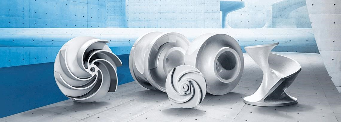 KSB F-Max Impeller Combines Reliability And Efficiency