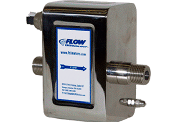 Flow Technology mag meters for low flow and small line sizes