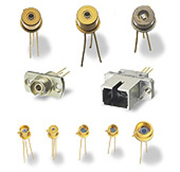 GaAs-Photodiode-Amplifier-Hybrid