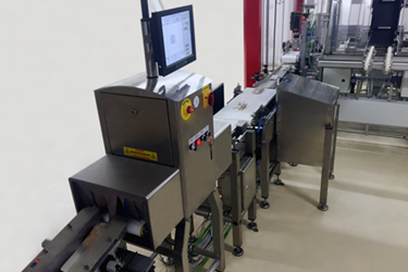 One of Märsch's COMBIMEKI systems in production.