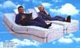 Comfort Control Adjustable Bed