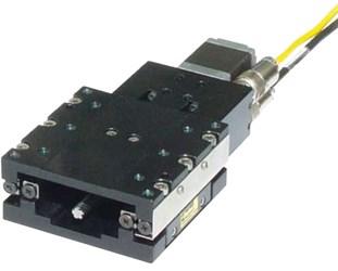Low Profile Miniature Positioner: MX80S Stage