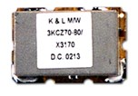 3KCZ70-80/X3170 - Surface Mount Terminated Diplexer