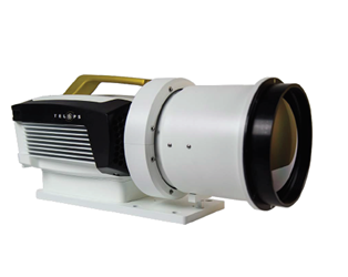 High-Speed Infrared Camera: FAST-IR M350z