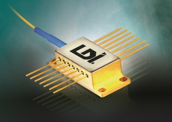 OSI Laser Diode's New 1650 nm High-Power, Fiber Bragg Grating, Pulsed Laser Diode Module