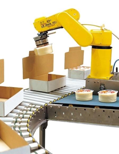robotics in the dairy industry
