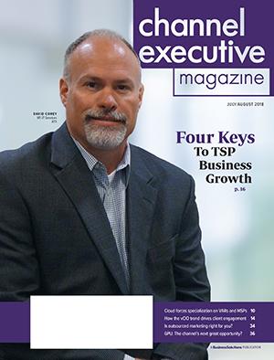 Channel Executive magazine Digital Edition