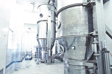 Indirect and Direct Loading of Pharmaceutical Blenders via Vacuum Conveying