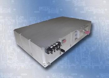 High Power GaN X-band SSPAs
