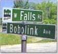 Custom Name Signs Street