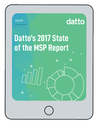2017 State Of The MSP Report