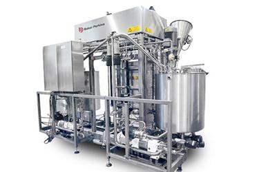 Syrup Preparation & Cereal Coating System WEB