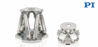 Two New High-Load and Compact 6-Axis Motion PI Hexapods