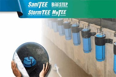 StormTEE Litter Control Screens