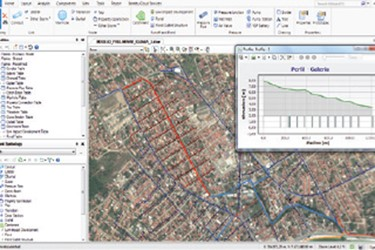 SewerGEMS Optimizes AEGEA's Sewerage Network Expansion In Lakes Region