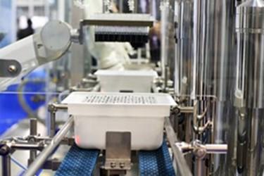 Innovative Robotic Handling For Pre-filled Syringe