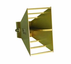 Double Ridge Guide Horn Antenna: SAS-571