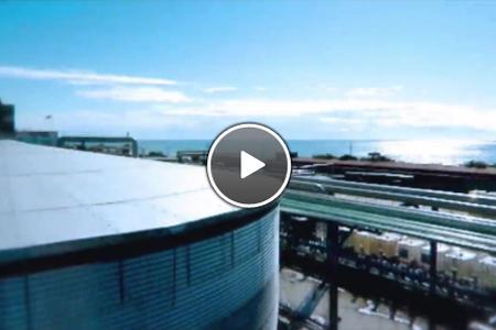 Brackish Water Desalination Plant Draws Rave Reviews
