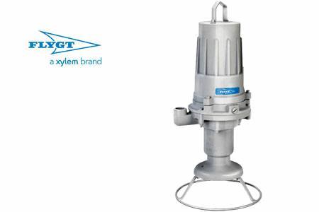 Flygt Progressing Cavity Grinder Pump By Xylem
