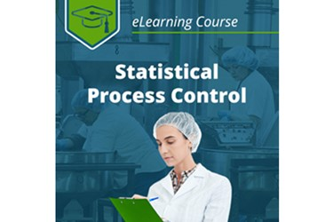 Statistical Process Control Fundamentals Training Course
