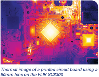 Electronic Component Testing: A Non-Contact Sport