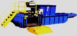 Two-Ram Closed End Baler